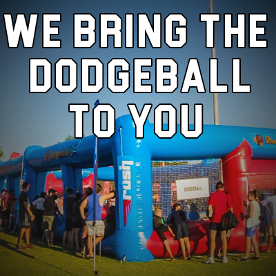 Mobile Dodgeball Arena